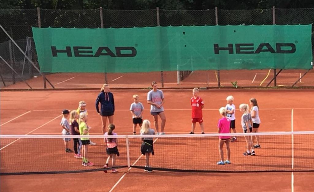 Tennis kamp 4